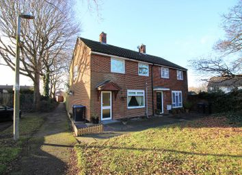 Thumbnail 2 bed semi-detached house for sale in Chapel Fields, Harlow