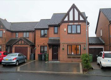 Thumbnail 4 bed link-detached house for sale in Croxall Drive, Shustoke, Coleshill, Birmingham