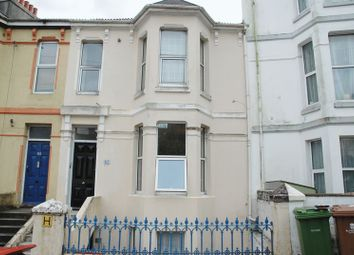 Thumbnail 1 bed flat to rent in Lisson Grove, Mutley, Plymouth