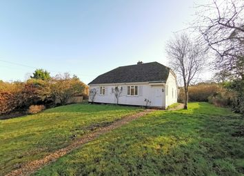 Thumbnail 2 bed detached bungalow to rent in Great Durnford, Salisbury