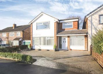 Thumbnail 4 bed link-detached house for sale in Stokesay Drive, Hazel Grove, Stockport, Chehsire