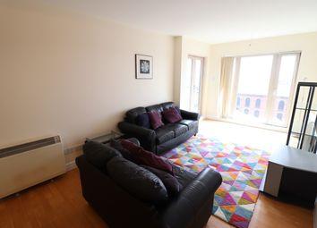 Thumbnail Flat to rent in Wharfside Street, Birmingham