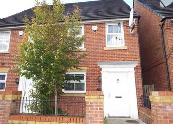 Thumbnail 3 bedroom semi-detached house for sale in Cardinal Street, Cheetham Hill, Manchester, Greater Manchester