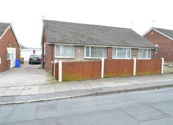 Thumbnail 2 bed semi-detached bungalow for sale in Fenpark Road, Fenpark, Fenton, Stoke-On-Trent