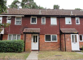 Thumbnail 3 bed terraced house for sale in Arnett Avenue, Wokingham