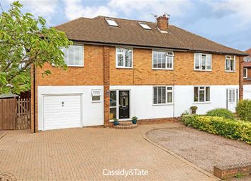 Thumbnail 5 bedroom semi-detached house for sale in Chandlers Road, St Albans, Hertfordshire