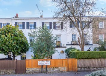 Thumbnail 4 bed terraced house for sale in St Johns Wood Terrace, St John's Wood