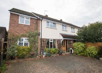 Thumbnail 5 bed semi-detached house for sale in Rowntree Way, Saffron Walden