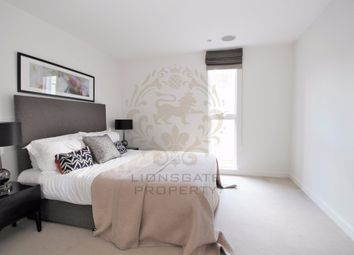 Thumbnail 1 bed flat to rent in Moore House, Gatliff Road, Grosvenor Waterside, London