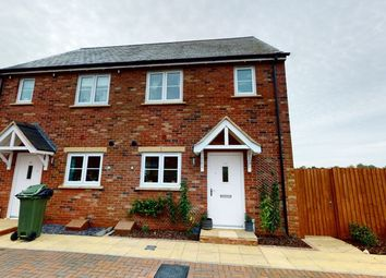 Thumbnail 2 bed semi-detached house for sale in Mill Lane, Westbury, Brackley