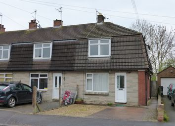 Thumbnail 3 bed semi-detached house for sale in Whitecroft, Williton, Taunton
