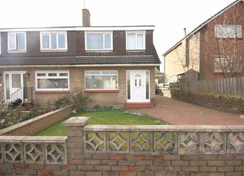 Thumbnail 3 bed semi-detached house for sale in Farm Road, Duntocher, Clydebank