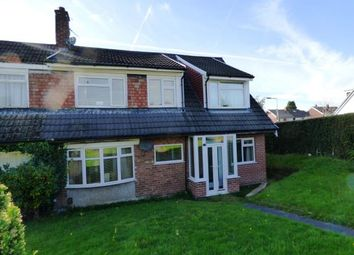 Thumbnail 3 bed semi-detached house for sale in Lynton Drive, High Lane, Stockport, Greater Manchester