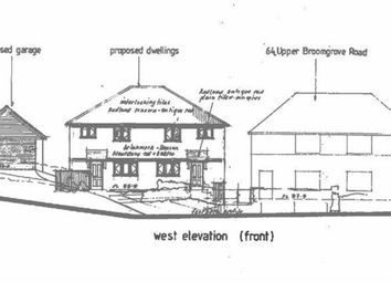 Thumbnail 3 bed semi-detached house for sale in Upper Broomgrove Road, Hastings, East Sussex