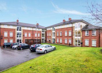 Thumbnail 2 bedroom flat for sale in Mayfair Court, Prenton