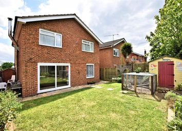 Thumbnail 4 bed detached house for sale in Askew Drive, Spencers Wood, Reading