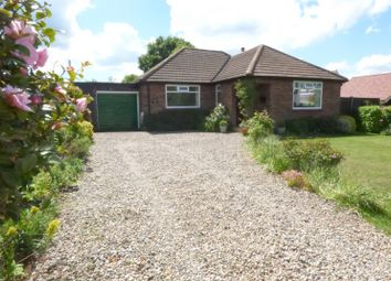 Thumbnail 2 bed detached bungalow for sale in Caistor Lane, Caistor Saint Edmund