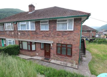 Thumbnail 2 bed flat to rent in Abercarn Fach, Cwmcarn, Cross Keys, Newport