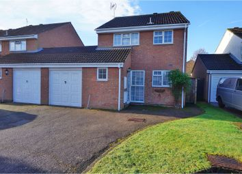 Thumbnail 3 bed link-detached house for sale in Demontfort Rise, Ware