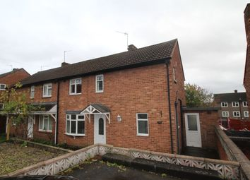 Thumbnail 3 bed semi-detached house to rent in Ashfield Crescent, Dudley