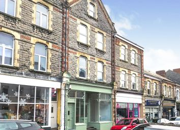 Thumbnail 4 bed flat for sale in High Street, Barry