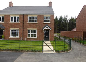 Thumbnail 4 bed semi-detached house to rent in The Meadows, Wynyard, Billingham