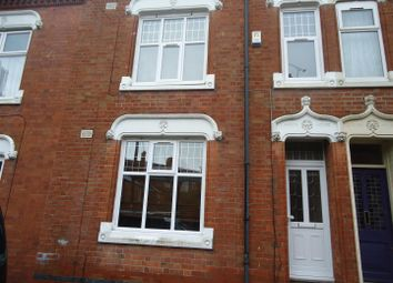 Thumbnail 5 bed terraced house to rent in Welland Street, Leicester