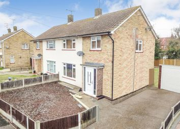 Thumbnail 3 bed semi-detached house for sale in New Moor Crescent, Southminster