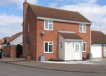 Thumbnail 3 bed detached house for sale in Camellia Crescent, Clacton-On-Sea