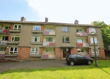 Thumbnail 2 bed flat for sale in Cairnhill Circus, Glasgow