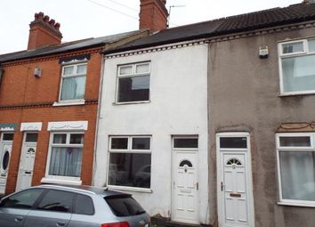 Thumbnail 2 bedroom terraced house for sale in Edward Street, Hinckley, Leicestershire
