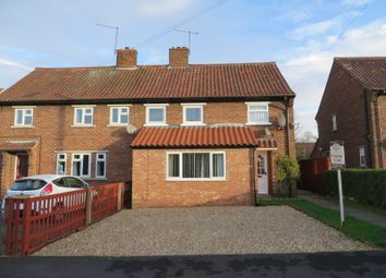 Thumbnail 3 bed semi-detached house to rent in Cuthbert Avenue, Barnetby
