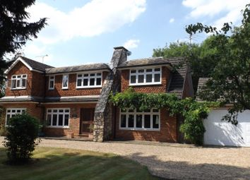 Thumbnail 4 bed detached house for sale in Islet Park, Maidenhead, Berkshire