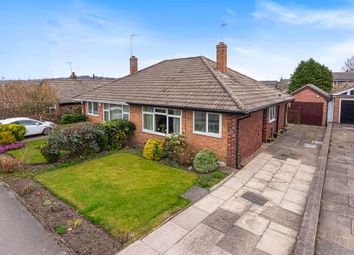 Thumbnail 2 bed bungalow for sale in St.Margarets Avenue, Horsforth, Leeds