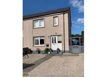 Thumbnail 2 bedroom semi-detached house for sale in Morven Crescent, Findochty, Buckie
