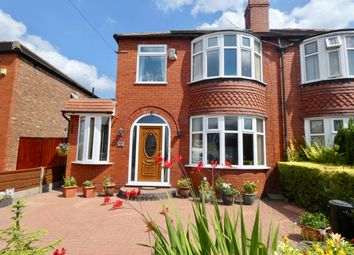 Thumbnail 3 bed semi-detached house for sale in Cloister Road, Heaton Mersey, Stockport