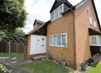 Thumbnail 1 bedroom end terrace house for sale in Talgarth Walk, West Hendon, London