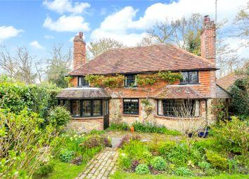 Thumbnail 4 bedroom detached house for sale in Ropes Lane, Fernhurst, Haslemere, Surrey