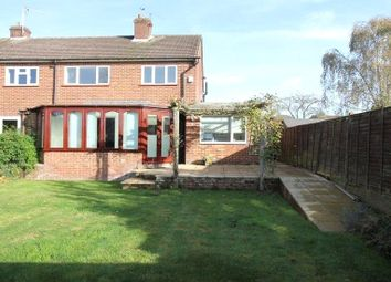 Thumbnail 3 bed semi-detached house for sale in Woodway, Beaconsfield, Buckinghamshire