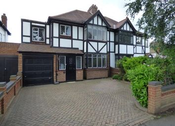 Thumbnail 5 bed semi-detached house for sale in Park Drive, Upminster