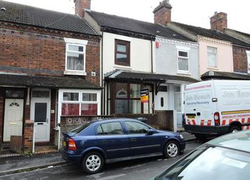 Thumbnail 2 bedroom terraced house for sale in Rushton Road, Burslem, Stoke-On-Trent