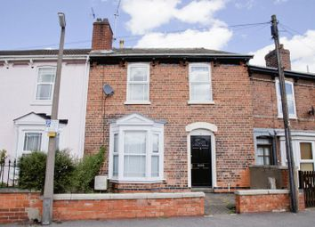 Thumbnail 4 bed terraced house for sale in Foss Bank, Lincoln