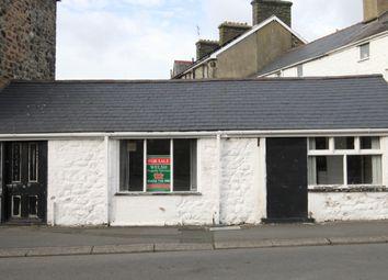 Thumbnail Studio for sale in National Street, Tywyn, Gwynedd