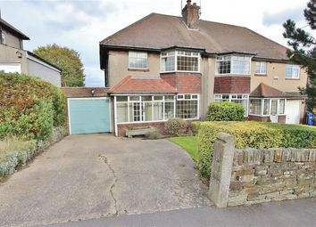 Thumbnail 3 bed semi-detached house for sale in Hallam Grange Rise, Fulwood, Sheffield