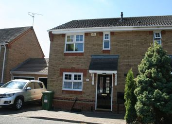 Thumbnail 3 bed semi-detached house to rent in Waverley Road, Laindon, Basildon