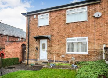 Thumbnail 3 bedroom semi-detached house to rent in Arnside Road, Bestwood, Nottingham