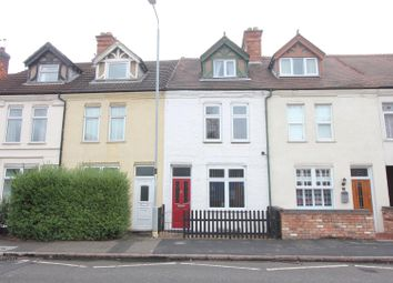 Thumbnail 3 bed terraced house for sale in Southfield Road, Hinckley