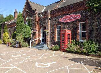 Thumbnail Restaurant/cafe for sale in Wymondham, Norfolk