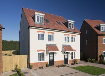 """Thumbnail 4 bed semi-detached house for sale in """"Helmsley"""" at Winnington Avenue, Northwich"""