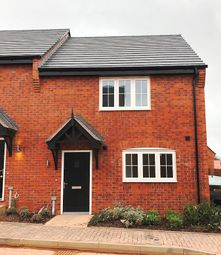 Thumbnail 3 bed end terrace house for sale in Burton Road, Lichfield